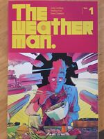 WEATHERMAN TPB VOL 1 (MR) REPS 1-6 IMAGE COMICS