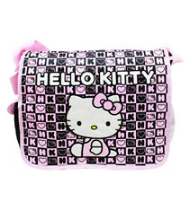 Hello Kitty Dice Messenger Bag for Kids New Girls Sanrio Shoulder Bag