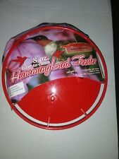 8oz Hummingbird Feeder *New* Easy To Clean Built In Pirch Design [by Heath]