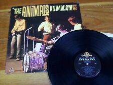 "THE ANIMALS LP ""Animalism"" mono in VG condition"