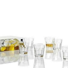Leonardo KT/6 WH Becher Rock, Whiskybecher Glas Gläser Wasserglas Saftbecher