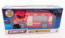Teamsterz light and sound DIE CAST Fire Engine d'urgence Camion véhicule enfant jouet