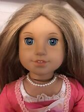 American Girl Elizabeth's Pearl Necklace Repro