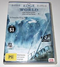 At The Edge Of The World (DVD, 2010) Anti-whaling documentary