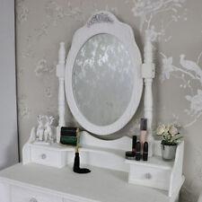 Ovale Deko-Spiegel mit großer