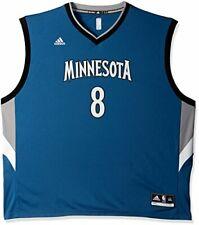 Nba Minnesota Timberwolves Zach LaVine #8 Men's Road Replica Jersey, Medium, .