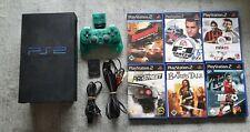 Sony PlayStation 2 Spielekonsole mit 6 Spielen