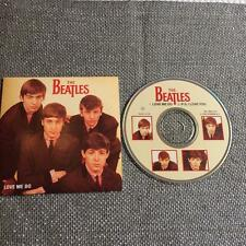 The Beatles  CD Single Card Sleeve Love Me Do / PS I LOve You