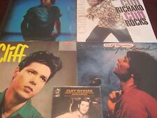 CLIFF RICHARD CLIFF RARE CENTENARY EMI100 1997 ISSUE LP + 3 BONUS LP'S + 4 CDS
