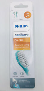 Philips Sonicare For Kids HX6042/94 2 Brush Heads Replacement - NEW