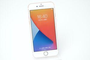 SIM FREE iPhone7 32G Rose gold  sim unlocked shipping from Japan No.299