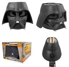 ⭐️NEW⭐️ Star Wars Darth Vader Helmet 2-Slice Toaster in Black