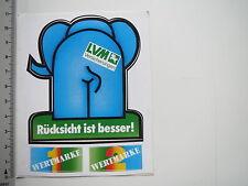 Aufkleber Sticker LVM - Versicherungen (7504)
