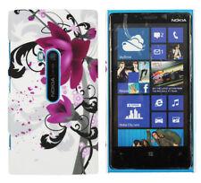 Étuis, housses et coques avec clip violet pour téléphone mobile et assistant personnel (PDA) Nokia