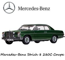 SUNSTAR MERCEDES-BENZ STRICH 8 COUPE 4586 1/18 SCALE