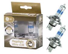 GE MegaLight Ultra +130% 50440XNU 2 St. H4 12V 60/55W P43t