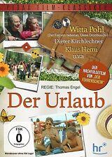 Der Urlaub * DVD Film Witta Pohl Klaus Herm Dieter Kirchlechner Pidax Neu Ovp
