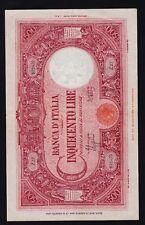 500 Lire 1 Agosto 1944 Stupende condizioni