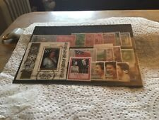 Samoa Mixed Stamps Lot