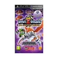 Invizimals Le Creature Ombra PSP - 711719169673