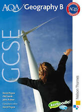 AQA GCSE Geography B: Student Book (Aqa Gcse Student Book)-ExLibrary