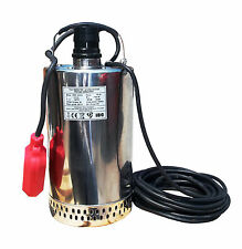 IBO SWQ750 Submersible Pump for Clean & Slightly Dirty Water  220l/min HEAD 18m
