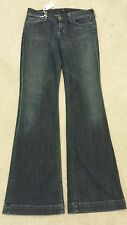 Citizens of Humanity womens size 26 Faye Stretch flared BLUE jeans COH