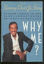Why Me? The Sammy Davis, Jr. Story by Burt Boyar, Jane Boyar, Sammy Davis Jr., G
