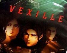 VEXILLE Anime DVD Japan ROBOTIC BIO-TECHNOLOGY Sci-Fi gHost in the shell style!
