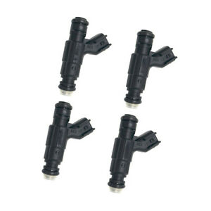 4 x Flow Matched Fuel Injectors for Mini Cooper R50 R52 0280155991 13531487607