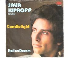 SAVA KIPROFF - Candlelight  ***Aut - Press***