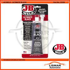 J-B WELD, Ultimate Black RTV 100% Silicon Gasket Maker & Sealant 85g -  JB 32329