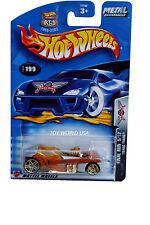 2003 Hot Wheels #199 Final Run Twang Thang 0711 card