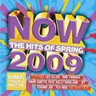 NOW - The Hits of Spring 2009 - Various Artists *** BRAND NEW CD ***