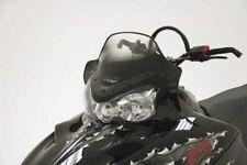 POWERMADD COBRA WINDSHIELD LOW BLACK POLARIS IQ CHASSIS RMK SHIFT SWITCHBACK
