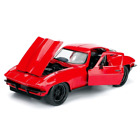 Fast and Furious 8 Lettys Chevy Corvette Red 1:24 Scale Jada
