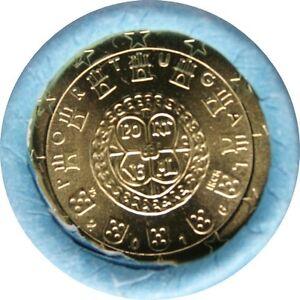 Ek // Rouleau 10 Cent PORTUGAL 2016 : 40 Pièces
