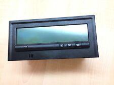 Mitsubishi Space Star digital radio clock display MR381289, 92045046D, 3AB0015