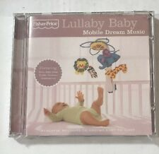 Fisher Price Lullaby Baby Mobile Dream Music [CD]
