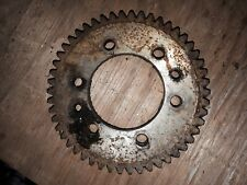 NUFFIELD, LEYLAND OR MARSHALL TRACTOR INJECTOR PUMP DRIVE GEAR.