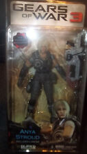 Neca Gears of War 3 Series 2 Anya Stroud Action Figure