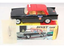 Dinky Toys 1400 Peugeot G& Taxi perfect mint in box with dealer tag - BEAUTY