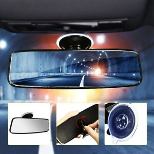 Interior Rear View Mirror with 360 Degree Rotatable Suction Cup Universal Car