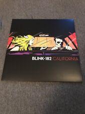 Blink 182 California LP  180 gm black Vinyl