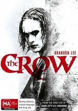 The Crow (DVD, 2015)
