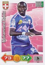MOHAMMED RABIU # GHANA EVIAN THONON GAILLARD.FC ETG CARD PANINI ADRENALYN 2012