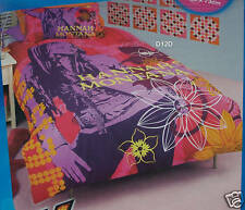 Hannah Montana Flowers Double Bed Quilt Cover Set New *Super Special*
