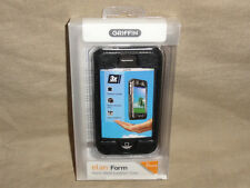 Griffin - Elan Form Hard-Shell Leather Case for iPhone