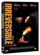 Irreversible (2002, Gaspar Noé) DVD NEW