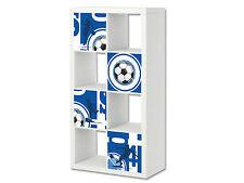 Fußball Möbelsticker / Aufkleber passend für EXPEDIT / KALLAX von IKEA - FC20